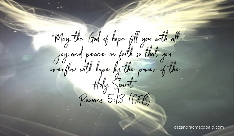 Bible in a Year — Personalizing Hope