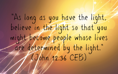 Bible in a Year – The Responsibility of the Light